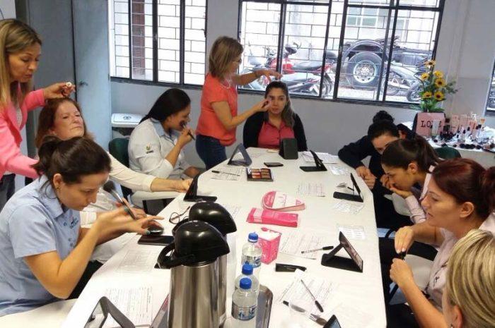 Mulheres são estimuladas ao cuidado no Hospital São Donato