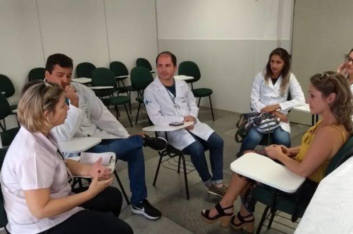Hospital São Donato recebe residentes multiprofissionais da Unesc