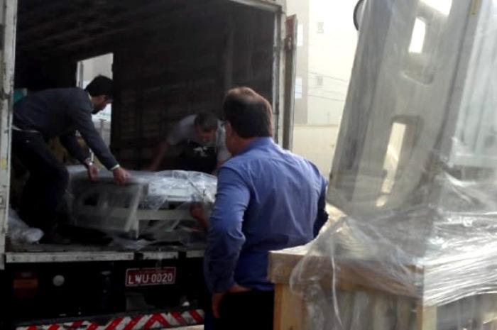 Hospital São Donato recebe novos equipamentos para UTI