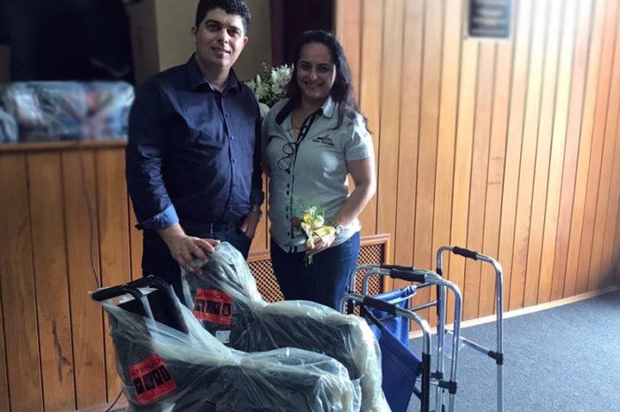 Fundação Nova Vida entrega novos equipamentos ao Hospital São Donato