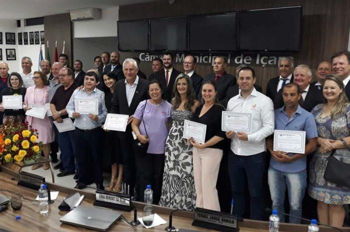 Hospital São Donato recebe homenagem na Câmara Municipal
