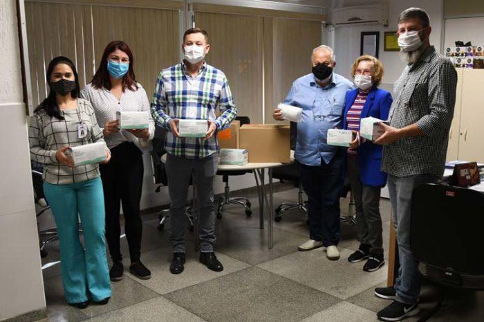 Giassi Care estende doação de máscaras até o final de 2021 ao Hospital São Donato