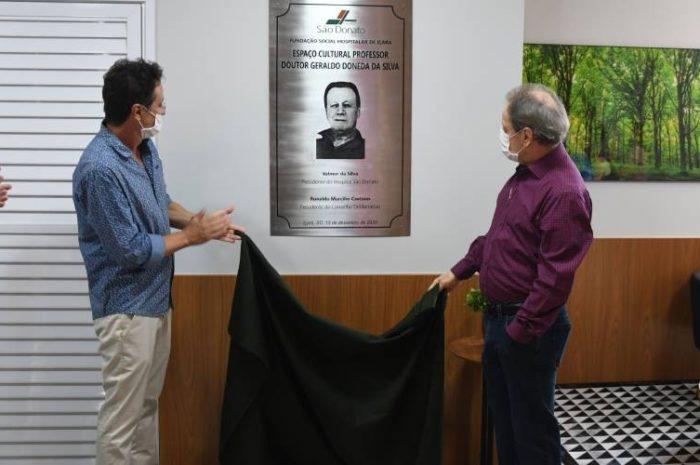 Hospital São Donato entrega novo espaço destinado aos estudos acadêmicos em saúde
