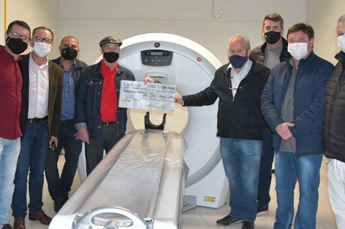 Hospital São Donato e Cooperaliança inauguram serviço de tomografia